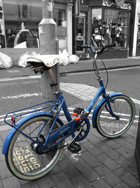 big issue little bike