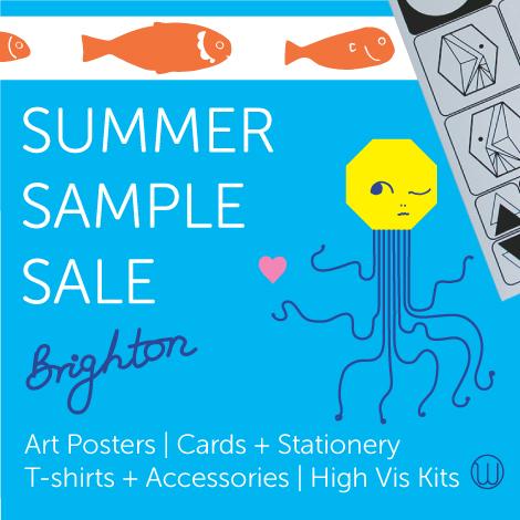 Summer Sample sale June 2016