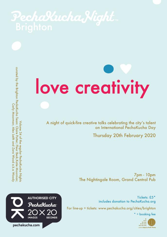 PechaKucha Love Creativity