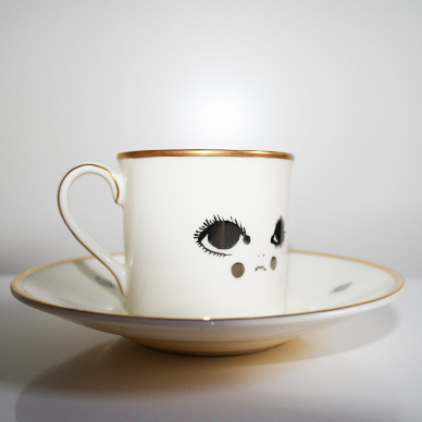 Poppet Coffee Cup & Saucer
