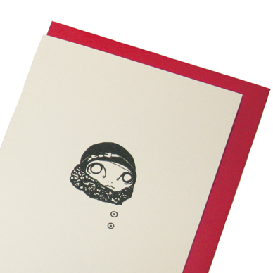Box Set of Letter Press Cards