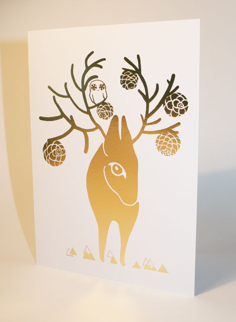 Woody for YSP Christmas Card