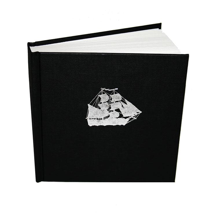 new ship sketchbook