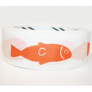 Gold Fish Tape 1a