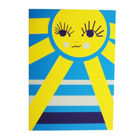 Bright On Card