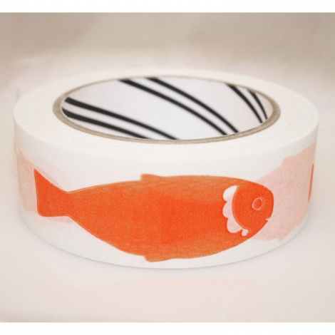 Gold Fish Tape 2a