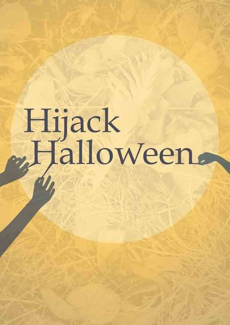 Hijack Halloween Art Direction
